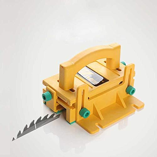 Deslizador de seguridad 3D para trabajos de madera, sierra de mesa, sierra de mesa, fresadora vertical, sierra de cepillado, deslizador, herramienta de alimentador de seguridad, accesorios