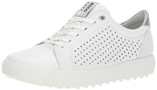 ECCO dames Casual Hybrid 2 geperforeerde golfschoen