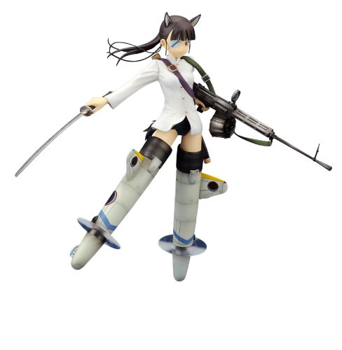 Alter Strike Witches: Mio Sakamoto PVC Figure (1:8 Scale)