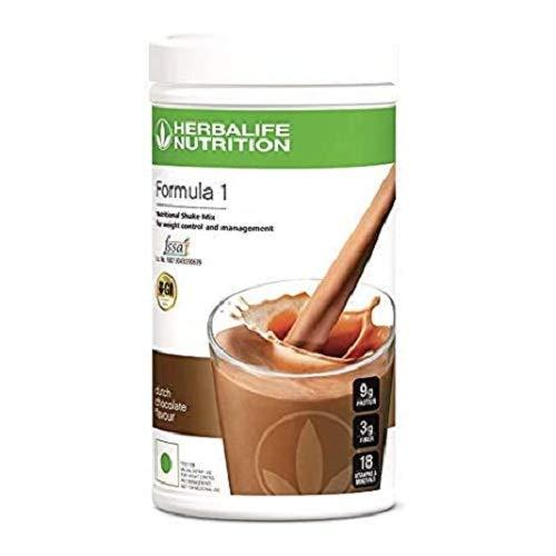 Herbalife Formula 1 Dutch Chocolate Shake Mix 500grm