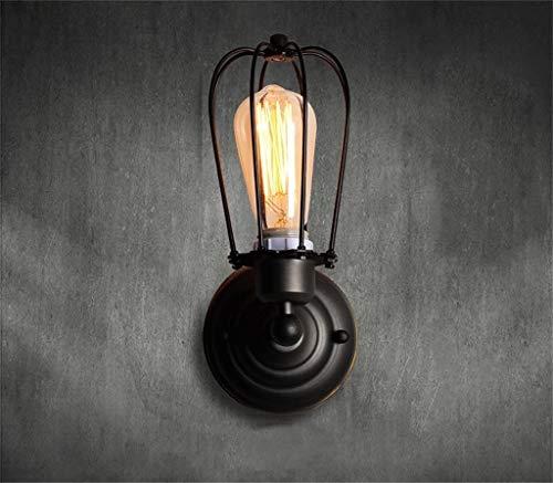 ZXL Lampe Lampe, Plafonniers, Lustre, Creative-Simple Balcon Chambre Moderne Américain Rétro Personnalité Du Pays Industrie Légère Pamplemousse Mur