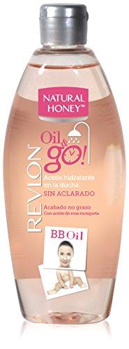 Revlon Natural Honey 1018-37054 Oil Go Aceite Hidratante En La Ducha Sin...