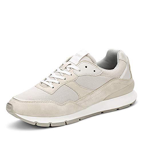 ESPRIT Damen 010EK1W303 Sneaker, Ice