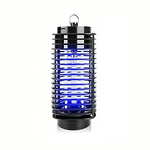 ZBogo Lampe Anti Moustique, Moustique Tueur Lampe UV Tueur de Moustique Anti-Insectes Répulsif Attrape Tueur d'Insectes Électrique Anti Insectes Répulsif, Non Toxique pour Intérieur et Extérieur