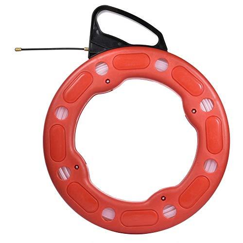 30M Nylon-Fischband mit Etui , Rollenabzieher-Rohrkanal Rodder Pulling Wire Cable