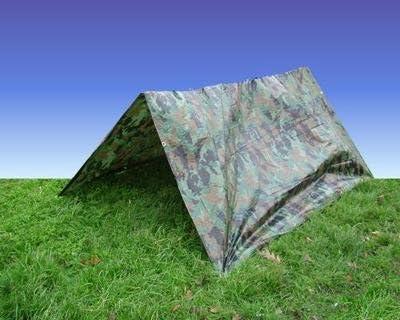 Bâche de camouflage 2,4 x 3 m