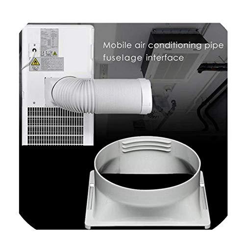 SOWLFE - Interfaz de conducto de Escape para Aire Acondicionado, 15 cm