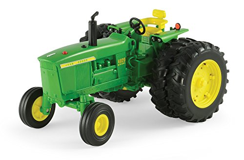 TOMY John Deere Big Farm 4020 Wide Front Tractor (1:16 Scale)