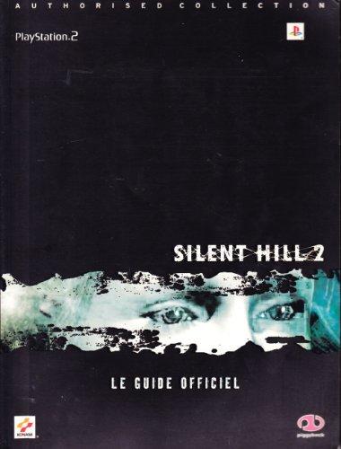 Silent Hill 2, le guide officiel, playstation 2