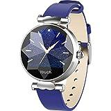 Best Smartwatches - Kariwell Women's Trendy Smart Watch - Blood Pressure&Heart Review