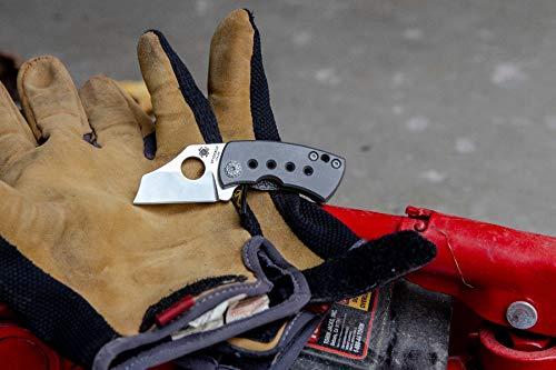 Spyderco McBee Specialty Folding Knife with CTS XHP blade