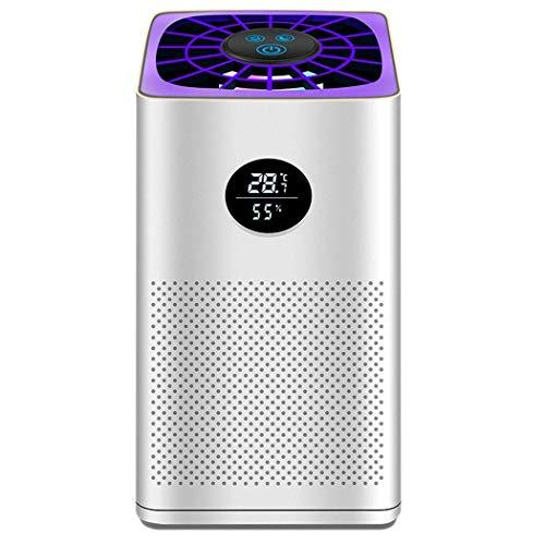 SHZJZ-MK Trampa Interior para Mosquitos, Potente Asesino De Mosquitos USB con Ventilador De Succión, Lámpara UV LED, Repelente De Mosquitos No Tóxico Físico,A