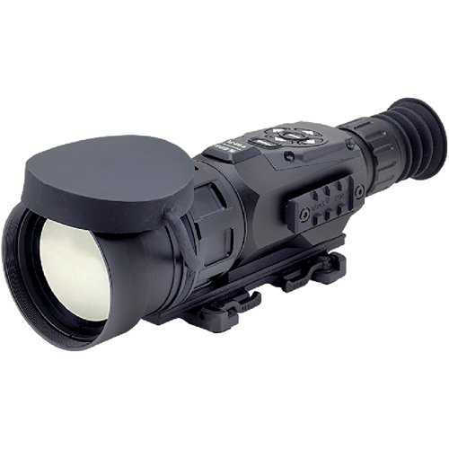 ATN ThOR-HD 640 5-50x, 640x480, 100 mm, Thermal Rifle Scope w/ High Res Video, WiFi, GPS, Image Stab