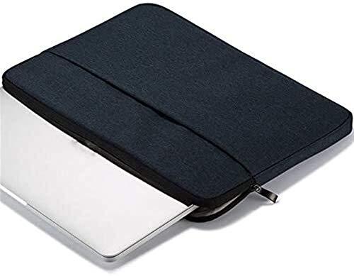 ZRH Accesorios De Pestañas para Huawei MediApad M5 8.4 SHT-AL09 / W09, Funda De Manga a Prueba De Golpes Funda para Huawei M3 8.4 Lite M2 (Color : Dark Blue Bag)