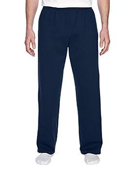 Fruit of the Loom Men s Fleece Sweatpants Navy XXX-Large