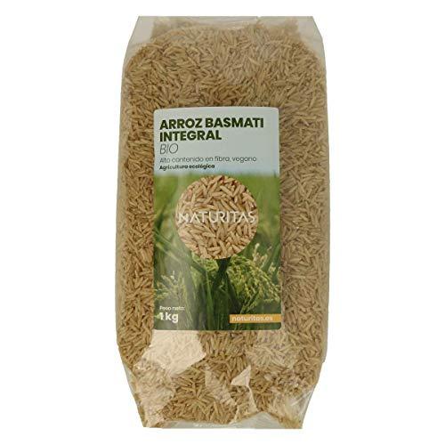 Arroz Basmati integral de agricultura ecológica 1kg