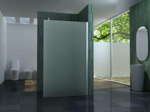10 mm Duschtrennwand FREE-F 120 x 200 cm