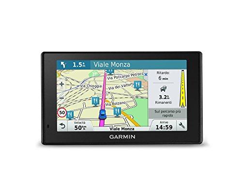 Garmin DriveSmart 50 LMT-D CE Navigationsgerät mit GPS, Bluetooth (Generalüberholt))