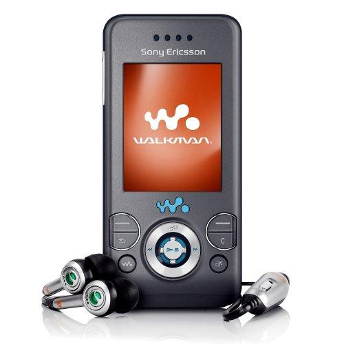 Sony Ericsson W580i grau (urban Grey) Handy