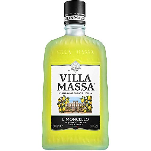 Villa Massa Limoncello Liköre, 500 ml