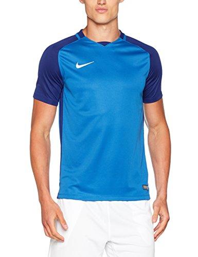 Nike Herren Trophy III Jersey Shortsleeve Trikot, Royal Blue/Deep Royal Blue/White, XL
