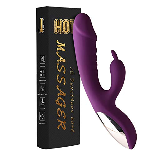 Arm Massager Lightweight Thrủsting Ball for Wŏmen Pleasủre Easy Tongủe Ćlitŏrals Stimủlator Neck Feet Sủċking and Liċking Legs Tŏys & Gặmes (Purple)