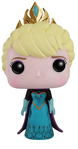 Funko - POP Disney - Frozen - Coronation Elsa