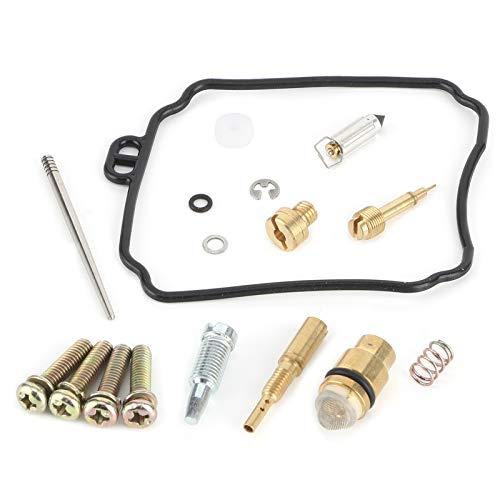Ladieshow Motocycle Carburatore Carb Repair Kit Revisione Carburatore Ricostruzione Fix Kit per Virago250 XV250 GT250 GTR250