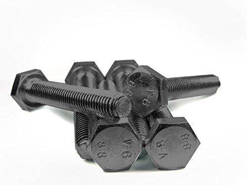 DIN 933 M8 x 65 ISO 4017 PROFI Sechskant Schraube Vollgewinde G/üte 8.8 verzinkt Stahl geh/ärtet DIN933 PROFI 6kt VGW G8.8 VZ SGH 5 St/ück