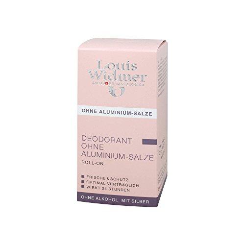 Widmer Deodorant ohne Aluminium Salze leicht parf�rmiert, 50