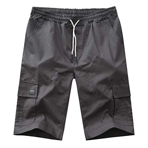 Subfamily Pantalones Deportivos para Hombres Ligeros Largos Elásticos Pantalones de Chándal para Gimnasio Deportes Correr Jogging Entrenamiento