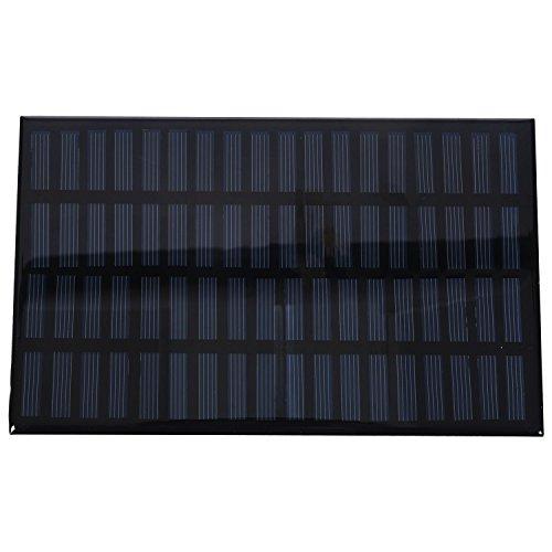 Cikuso Solar Plattte Solar Modul Photovoltaik Solar Zelle Polykristalliner Ovp Typ: 18V 2.5W