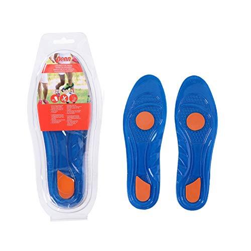 Unbekannt Running PENN® Kinder Gel Einlegesohlen für Sport & Freizeit | Geleinlagen | Schuheinlagen | Gelsohlen | Einlagen | Geleinlegesohlen für Schuhe - Gr. 30-31