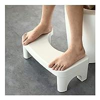 ◆ Ermöglichen Sie eine perfekte Kniebeugeposition für einen effizienten, gesunden und schmerzlosen Stuhlgang. EINFACH ZU BENUTZEN: Vor die Toilette stellen und beim Stuhlgang in die optimale, natürliche 35 ° -Siegeposition bringen. ◆ Robustes, ergono...