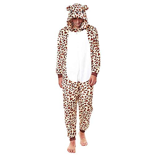 Disfraz Pijama Leopardo Adulto (L) (+ Tallas Disponibles)