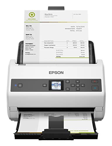 Epson America DS870 Document Scanner - B11B250201