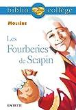Bibliocollège - Les Fourberies de Scapin, Molière - Format Kindle - 9782011606020 - 2,49 €