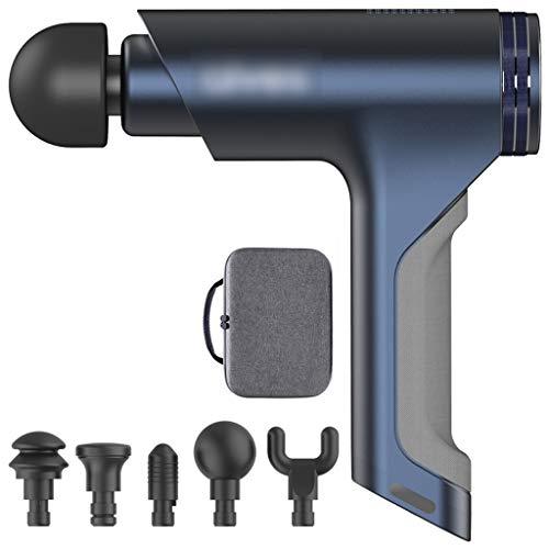Bolsa de almacenamiento muscular Masaje pistola silenciosa de alta frecuencia de la...