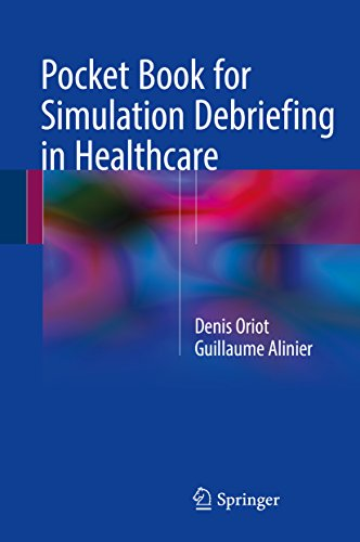 Pocket Book for Simulation Debriefing in Healthcare (English Edition)