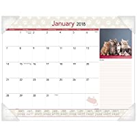 "at-a-glance Monthlyデスクパッドカレンダー、21–5/ 8"" x 16–7/ 8"" Desk Pad"