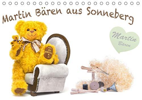 Martin Bären aus Sonneberg (Tischkalender 2021 DIN A5 quer)