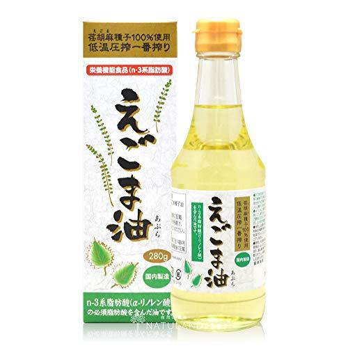 朝日  えごま油(280g) B01LMMUPQ8 1枚目