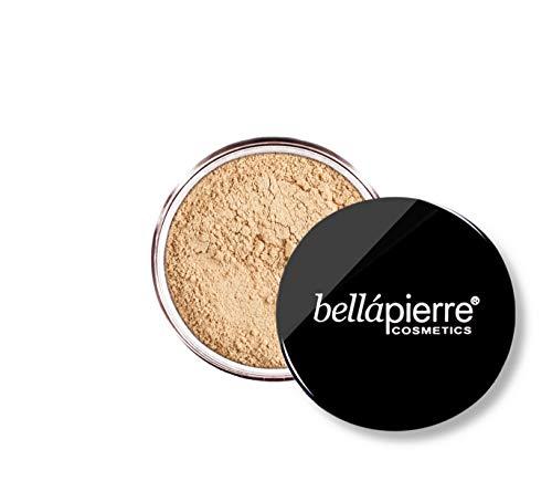BellaPierre, Fondotinta in polvere, 9g, Cinnamon