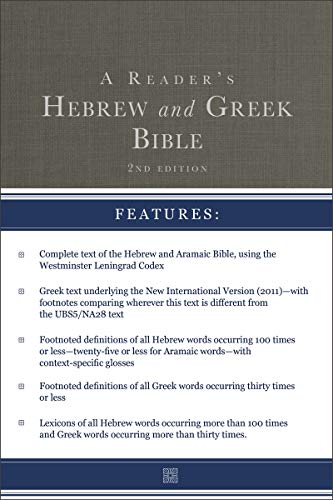 10 best hebrew readers bible for 2020