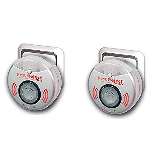 Repelente Pro 1 + 1, juego de 2 unidades de repelente de insectos eléctrico PRO PEST