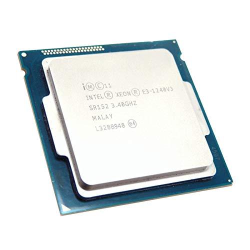 Intel CPU Xeon E3-1240 V3 SR152 3,40 GHz LGA1150 Quad Core Haswell