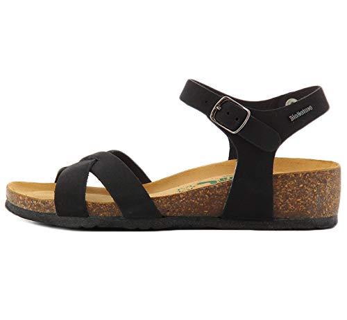 Bionatura Sandalen 12 Fregene Imb schwarz 38