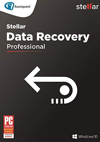 Stellar Windows Data Recovery 8 Professional - PKC