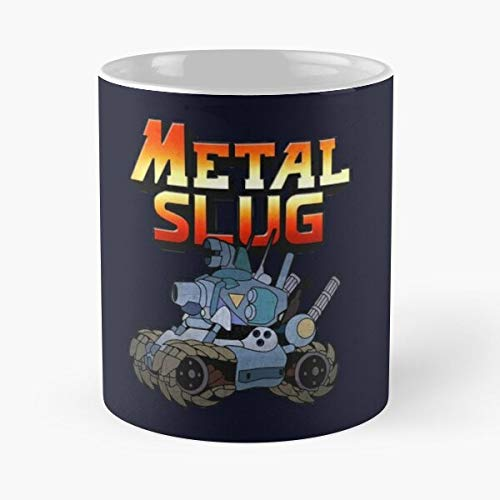 Hockey Metal SNK Cool Slug Retro Tank Shooter Game Best 11 oz Kaffeebecher - Nespresso Tassen Kaffee Motive