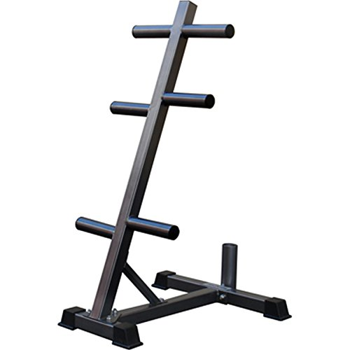 Bodymax CF396aw Olympic Bar and Weight Stand